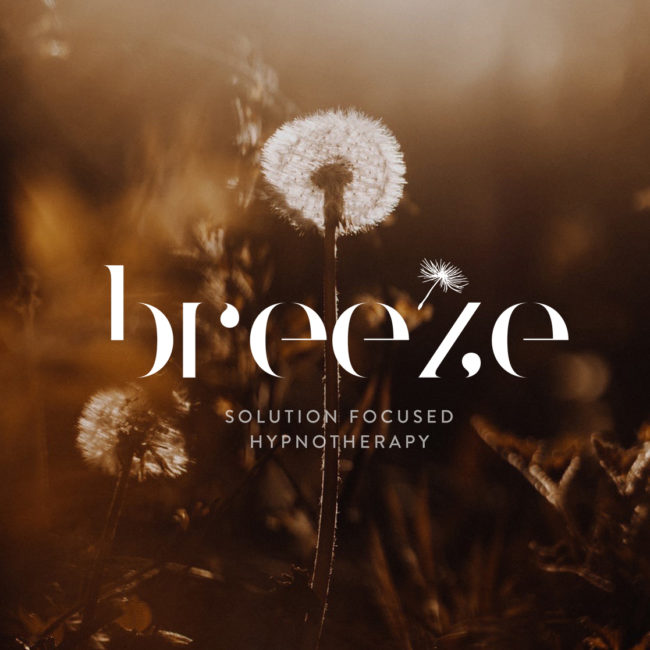 Breeze Hypnotherapy – Branding & Website