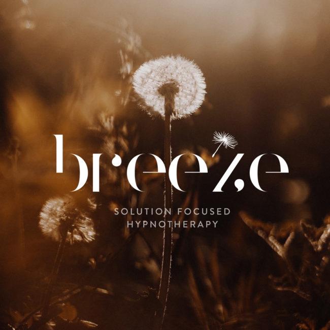 Breeze Hypnotherapy – Branding & Website